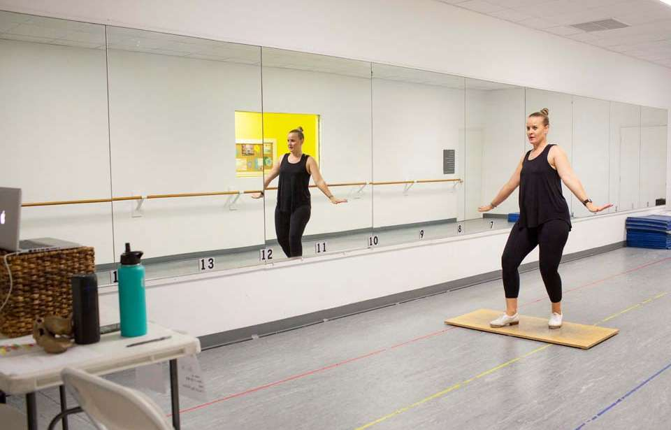 InWeston Magazine: Virtual Dance Classes